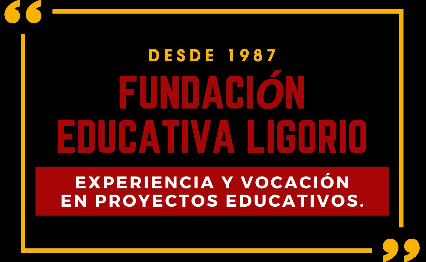 Fundación Educativa Ligorio