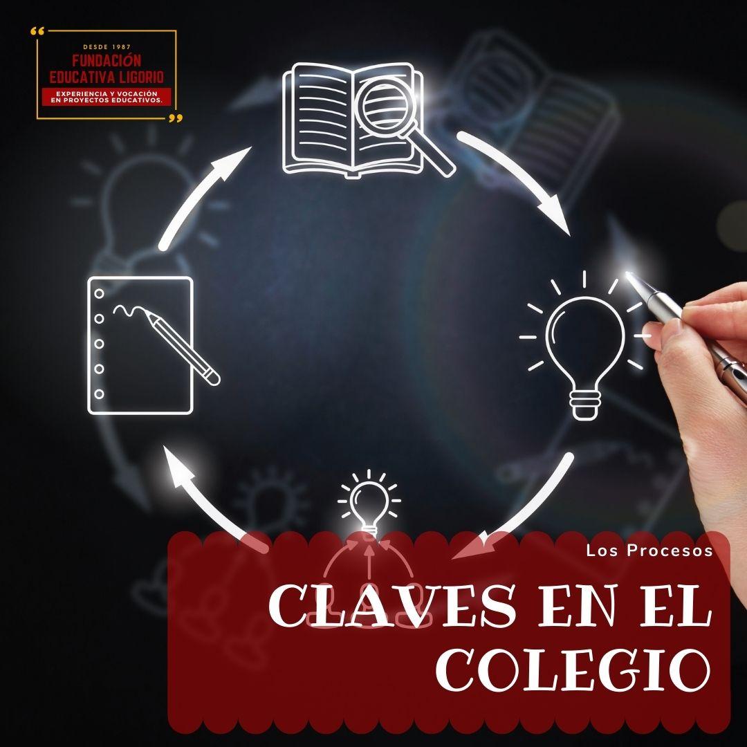 Los procesos Claves en el colegio